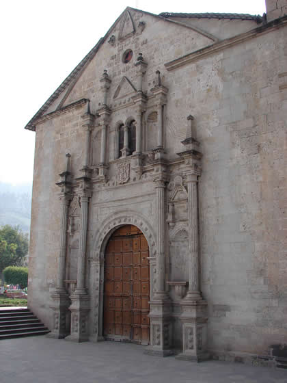 parroquia san pedro de andahuaylas